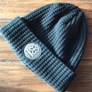 XGames Aspen hat black